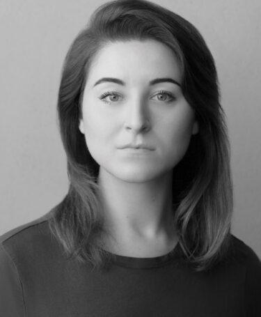 Rebecca Gilliland - Headshot 2021